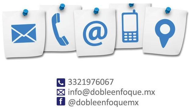 Contacto con DobleEnfoque